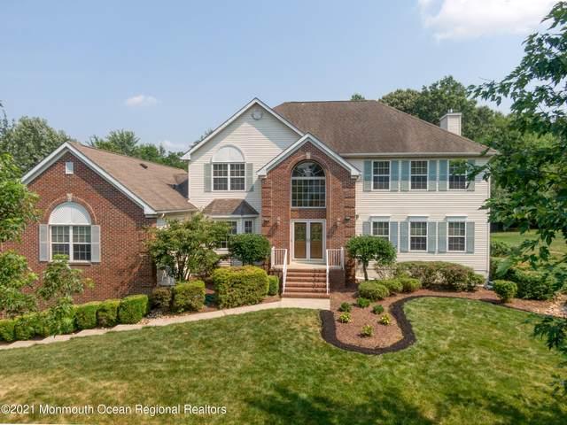 9 Robbins Road N, Millstone, NJ 08535 (MLS #22122091) :: The Dekanski Home Selling Team