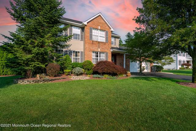 3 Carrie Drive, Howell, NJ 07731 (MLS #22122136) :: The MEEHAN Group of RE/MAX New Beginnings Realty