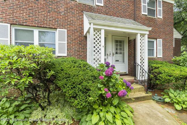 77 Manor Drive, Red Bank, NJ 07701 (MLS #22122152) :: The Sikora Group
