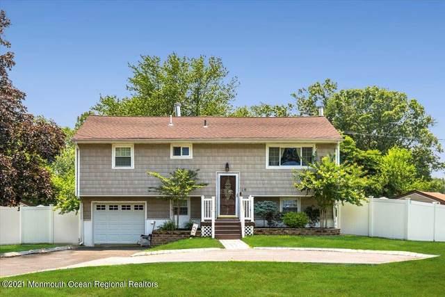 18 Kensington Drive, Howell, NJ 07731 (MLS #22122193) :: Kiliszek Real Estate Experts