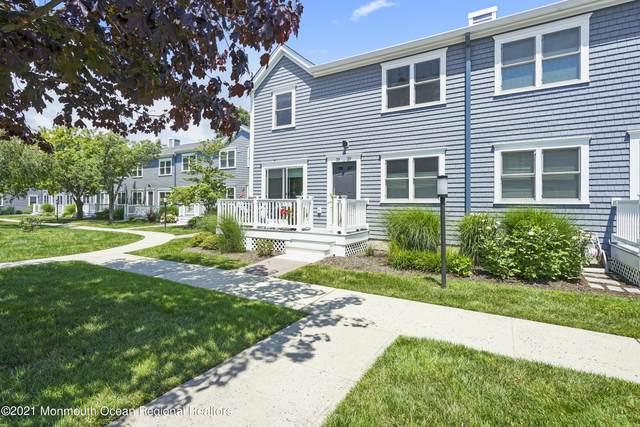 31 Cedar Avenue #20, Long Branch, NJ 07740 (MLS #22122210) :: The MEEHAN Group of RE/MAX New Beginnings Realty