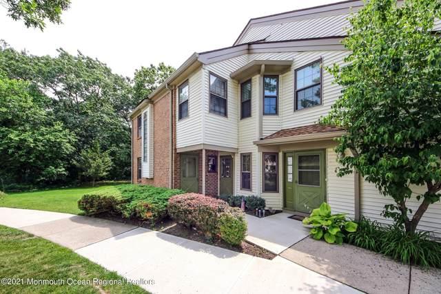 2202 Bayhead Drive #2202, Parlin, NJ 08859 (MLS #22122235) :: The Sikora Group