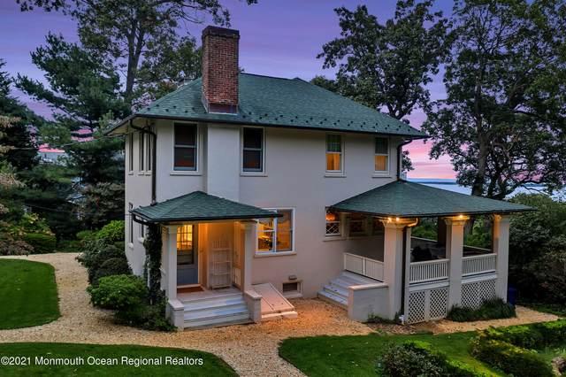 20 Hill Road, Atlantic Highlands, NJ 07716 (MLS #22122248) :: William Hagan Group