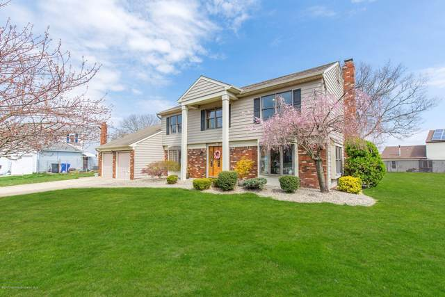 341 Teaberry Court, Toms River, NJ 08753 (MLS #22122273) :: The MEEHAN Group of RE/MAX New Beginnings Realty