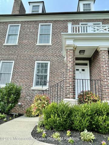 11 Russel Avenue, Oceanport, NJ 07757 (MLS #22122281) :: The Sikora Group