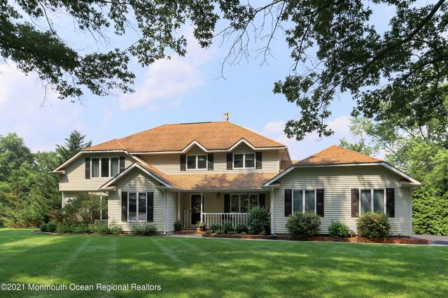 38 Polly Way, Middletown, NJ 07748 (MLS #22122295) :: The Sikora Group