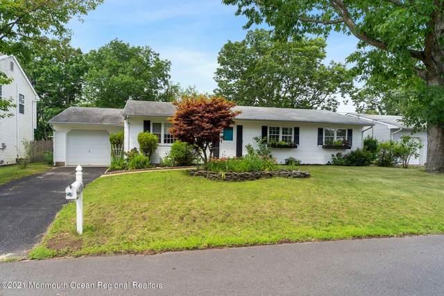 340 Wisteria Drive, Brick, NJ 08723 (MLS #22122338) :: Kiliszek Real Estate Experts