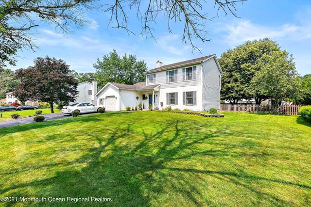 3 Holly Hill Court, Jackson, NJ 08527 (MLS #22122342) :: The Sikora Group