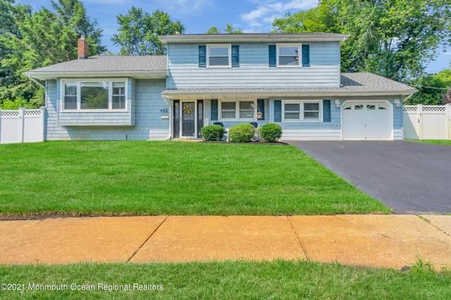 2 Pittsfield Road, Howell, NJ 07731 (MLS #22122406) :: Kiliszek Real Estate Experts