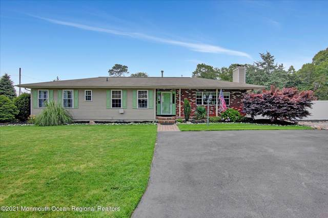 102 Silverwood Court, Toms River, NJ 08753 (MLS #22122476) :: The MEEHAN Group of RE/MAX New Beginnings Realty