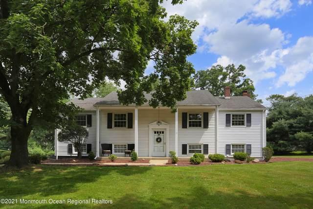 15 Windingbrook Way, Holmdel, NJ 07733 (MLS #22122490) :: The MEEHAN Group of RE/MAX New Beginnings Realty