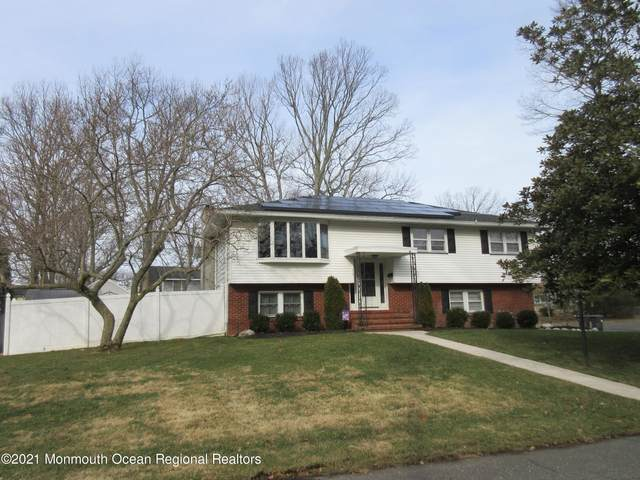 28 Green Hill Drive, Brick, NJ 08724 (MLS #22122511) :: The MEEHAN Group of RE/MAX New Beginnings Realty