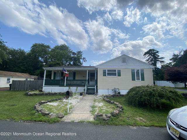 983 Rosewood Avenue, Brick, NJ 08723 (MLS #22122521) :: The Sikora Group