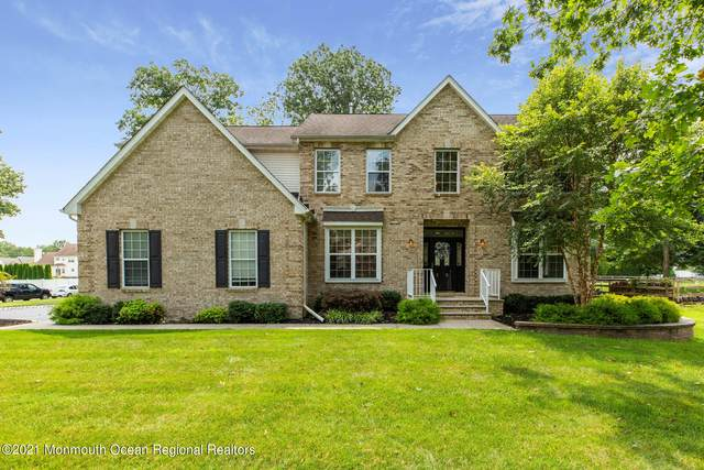 13 Huckleberry Lane, New Egypt, NJ 08533 (MLS #22122565) :: The MEEHAN Group of RE/MAX New Beginnings Realty