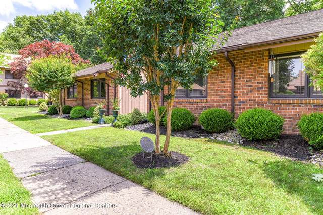 40 Dickinson Court, Red Bank, NJ 07701 (MLS #22122609) :: The MEEHAN Group of RE/MAX New Beginnings Realty