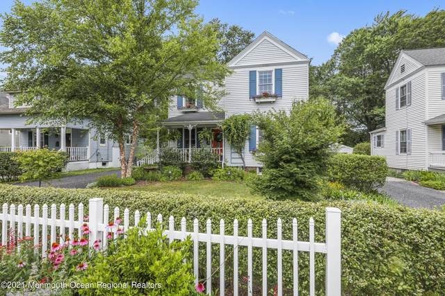 303 Willow Drive, Little Silver, NJ 07739 (MLS #22122669) :: William Hagan Group