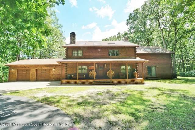 63 Carrs Tavern Road, Clarksburg, NJ 08510 (MLS #22122681) :: The Dekanski Home Selling Team