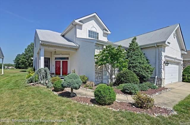 56 Baltusrol Drive, Jackson, NJ 08527 (MLS #22122684) :: Corcoran Baer & McIntosh