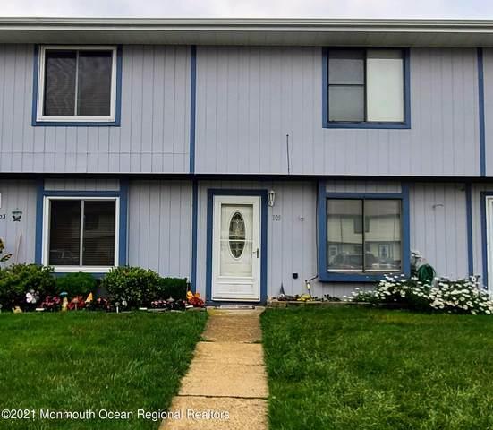 105 Greenwood Loop Road #636, Brick, NJ 08724 (MLS #22122706) :: The MEEHAN Group of RE/MAX New Beginnings Realty