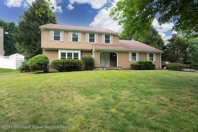 622 Buchanan Boulevard, Red Bank, NJ 07701 (MLS #22122732) :: Kiliszek Real Estate Experts