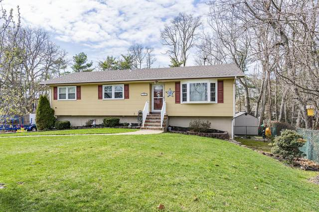 104 Larch Drive, Toms River, NJ 08753 (MLS #22122754) :: The MEEHAN Group of RE/MAX New Beginnings Realty