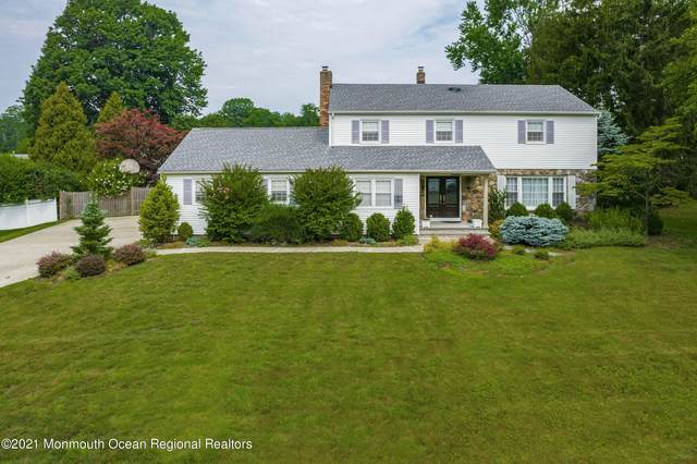 12 Mayflower Drive, Middletown, NJ 07748 (MLS #22122762) :: The MEEHAN Group of RE/MAX New Beginnings Realty