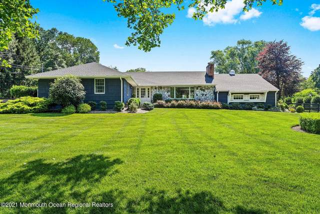 34 W Larchmont Drive, Colts Neck, NJ 07722 (MLS #22122784) :: Caitlyn Mulligan with RE/MAX Revolution