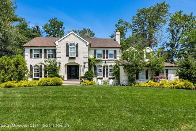 31 Clover Hill Road, Colts Neck, NJ 07722 (MLS #22122793) :: Caitlyn Mulligan with RE/MAX Revolution