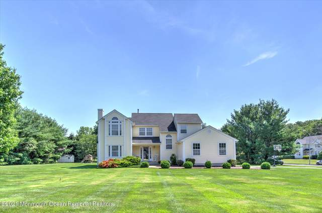 7 Hampshire Court, New Egypt, NJ 08533 (MLS #22122809) :: The MEEHAN Group of RE/MAX New Beginnings Realty