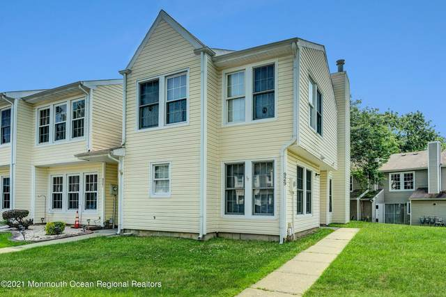 929 Jessica Court, Lakewood, NJ 08701 (MLS #22122840) :: Corcoran Baer & McIntosh