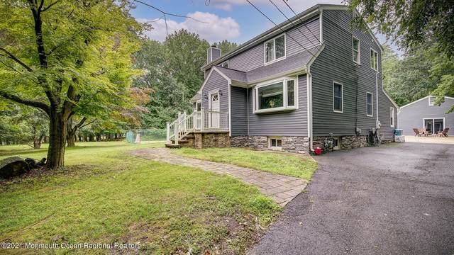 7 Syngle Way, Morganville, NJ 07751 (MLS #22122868) :: William Hagan Group