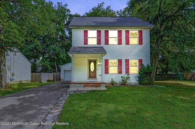 314 Cedar Drive, Lanoka Harbor, NJ 08734 (MLS #22122905) :: The MEEHAN Group of RE/MAX New Beginnings Realty