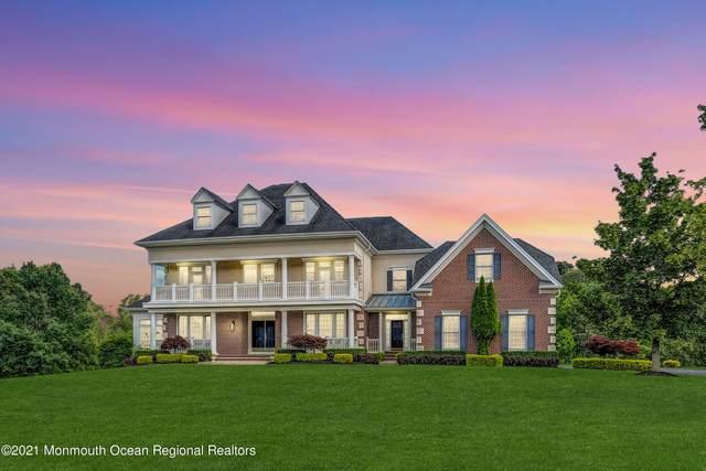 12 Crest Fruit Court, Manalapan, NJ 07726 (MLS #22122916) :: Kiliszek Real Estate Experts