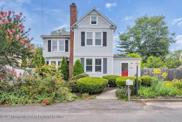 48 Simpson Avenue, Atlantic Highlands, NJ 07716 (MLS #22122982) :: William Hagan Group
