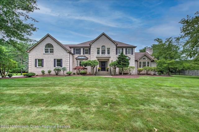 3 Wetherill Drive, Millstone, NJ 08510 (MLS #22122985) :: The MEEHAN Group of RE/MAX New Beginnings Realty