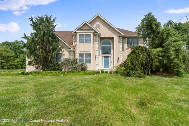 50 Langeveld Drive, Freehold, NJ 07728 (MLS #22122997) :: The MEEHAN Group of RE/MAX New Beginnings Realty