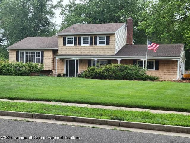 16 Mulberry Lane, Freehold, NJ 07728 (MLS #22123003) :: Kiliszek Real Estate Experts