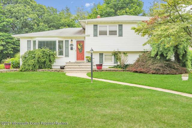 46 Hilltop Road, West Long Branch, NJ 07764 (MLS #22123025) :: The MEEHAN Group of RE/MAX New Beginnings Realty