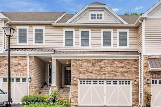 49 Eckert Drive #4404, Lincroft, NJ 07738 (MLS #22123030) :: The Sikora Group
