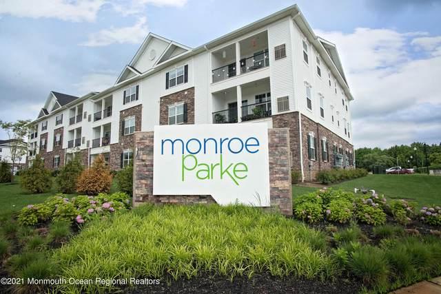635 Marion Lane #635, Monroe, NJ 08831 (MLS #22123043) :: Kiliszek Real Estate Experts