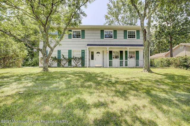 11 Livingston Drive, Howell, NJ 07731 (MLS #22123080) :: Kiliszek Real Estate Experts