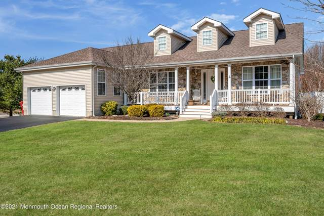 345 Columbus Circle SE, Bayville, NJ 08721 (MLS #22123082) :: The MEEHAN Group of RE/MAX New Beginnings Realty
