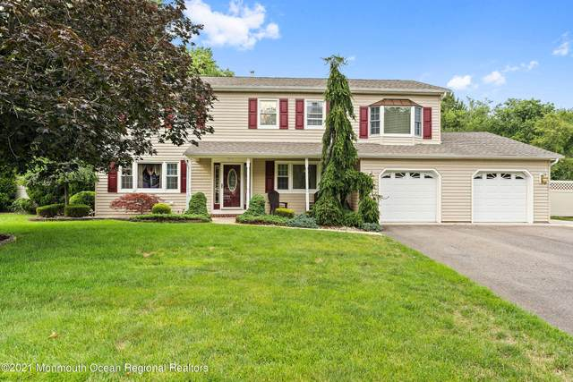 402 Marc Drive, Toms River, NJ 08753 (MLS #22123128) :: Caitlyn Mulligan with RE/MAX Revolution