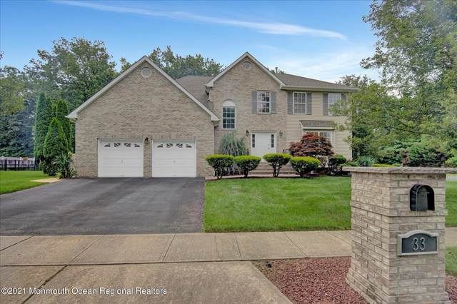 33 Carrie Drive, Howell, NJ 07731 (MLS #22123136) :: Team Gio | RE/MAX