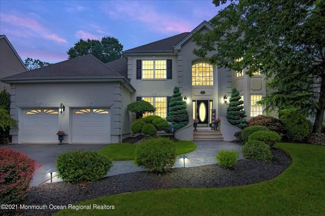 613 Windcrest Court, Brick, NJ 08724 (MLS #22123185) :: The Dekanski Home Selling Team