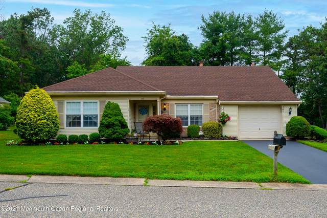 337 Gardenia Drive, Whiting, NJ 08759 (MLS #22123189) :: The MEEHAN Group of RE/MAX New Beginnings Realty