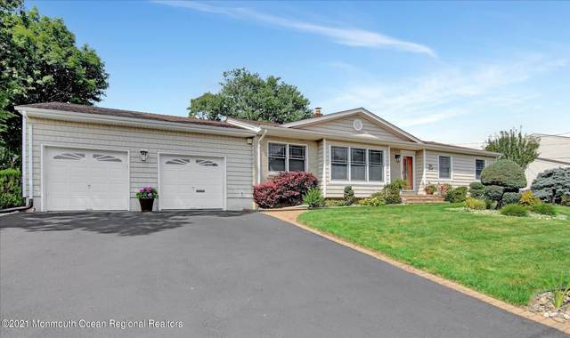 140 Natick Trail, Brick, NJ 08724 (MLS #22123191) :: The MEEHAN Group of RE/MAX New Beginnings Realty