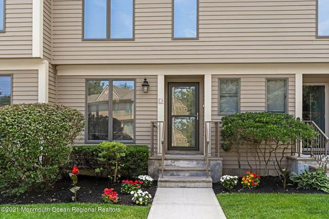1301 W Union Lane C3, Manasquan, NJ 08736 (MLS #22123199) :: The MEEHAN Group of RE/MAX New Beginnings Realty