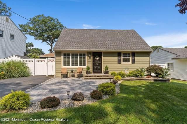 336 Forest Drive, Neptune Township, NJ 07753 (MLS #22123217) :: PORTERPLUS REALTY