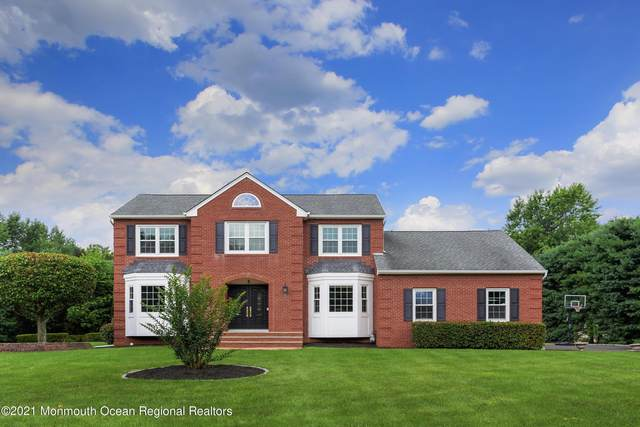 5 Assunpink Trail, Freehold, NJ 07728 (MLS #22123236) :: Team Gio | RE/MAX